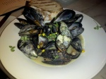 Mussels at Meli